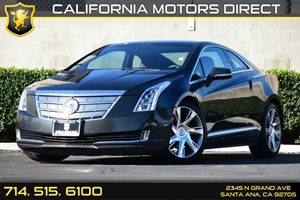 2014 Cadillac ELR  Carfax 1-Owner - No AccidentsDamage Reported Audio  Auxiliary Audio Input C