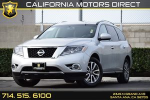 2015 Nissan Pathfinder SV Carfax 1-Owner - No AccidentsDamage Reported Air Conditioning  AC A