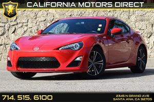 2013 Scion FR-S  Carfax 1-Owner - No AccidentsDamage Reported Air Conditioning  AC Audio  Au