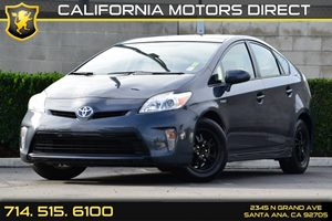 2013 Toyota Prius One Carfax 1-Owner Air Conditioning  AC Audio  Auxiliary Audio Input Conve