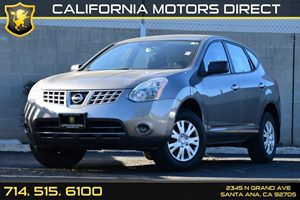 2008 Nissan Rogue S Carfax Report - No AccidentsDamage Reported Audio  Auxiliary Audio Input C