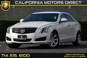 2014 Cadillac ATS Luxury RWD Carfax 1-Owner - No AccidentsDamage Reported Audio  Auxiliary Audi