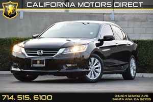 2015 Honda Accord Sedan EX Carfax 1-Owner - No AccidentsDamage Reported Air Conditioning  AC