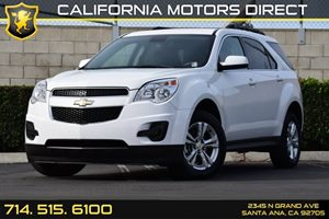 2013 Chevrolet Equinox LT Carfax 1-Owner Audio  Auxiliary Audio Input Convenience  Back-Up Cam