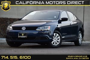 2013 Volkswagen Jetta Sedan S Carfax 1-Owner - No AccidentsDamage Reported Air Conditioning  A