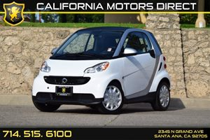 2014 Smart fortwo Passion Carfax 1-Owner - No AccidentsDamage Reported Audio  Auxiliary Audio I