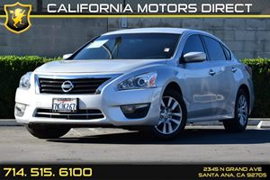 2015 Nissan Altima 25 Carfax Report - No AccidentsDamage Reported Air Conditioning  AC Audio