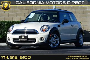 2013 MINI Cooper Hardtop  Carfax 1-Owner Air Conditioning  AC Audio  Auxiliary Audio Input C