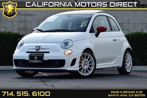 2013 FIAT 500 Abarth Carfax 1-Owner - No AccidentsDamage Reported Audio  Auxiliary Audio Input