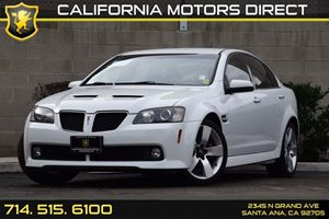 2009 Pontiac G8 GT Carfax 1-Owner - No AccidentsDamage Reported Audio  Auxiliary Audio Input C