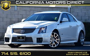 2013 Cadillac CTS-V Sedan  Carfax 1-Owner - No AccidentsDamage Reported Audio  Auxiliary Audio