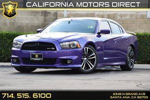 2014 Dodge Charger SRT8 Super Bee Carfax 1-Owner - No AccidentsDamage Reported Air Conditioning