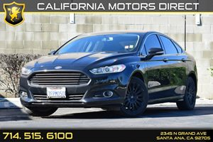 2014 Ford Fusion Energi SE Luxury Carfax 1-Owner - No AccidentsDamage Reported Audio  Auxiliary
