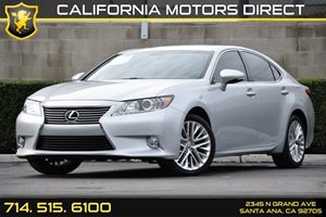 2013 Lexus ES 350 4dr Sdn Carfax 1-Owner Audio  Auxiliary Audio Input Convenience  Keyless Sta