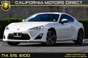 2014 Scion FR-S  Carfax 1-Owner Audio  Auxiliary Audio Input Convenience  Cruise Control Conv