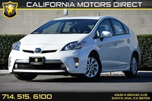 2015 Toyota Prius Plug-In Advanced Carfax 1-Owner - No AccidentsDamage Reported Air Conditioning