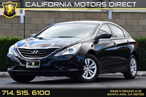 2013 Hyundai Sonata GLS Carfax 1-Owner Audio  Auxiliary Audio Input Convenience  Security Syst