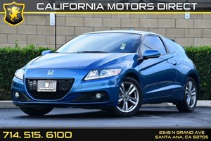 2013 Honda CR-Z EX Carfax 1-Owner - No AccidentsDamage Reported Audio  Auxiliary Audio Input C