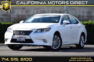 2014 Lexus ES 350  Carfax 1-Owner Air Conditioning  AC Audio  Auxiliary Audio Input Bucket F