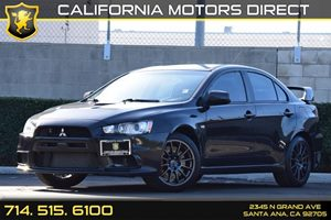 2008 Mitsubishi Lancer Evolution GSR Carfax Report - No AccidentsDamage Reported Chrome Inside D