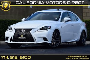 2014 Lexus IS 350  Carfax 1-Owner - No AccidentsDamage Reported Audio  Auxiliary Audio Input C