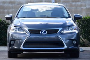 2015 Lexus CT 200h Hybrid Carfax 1-Owner Air Conditioning  AC Audio  Auxiliary Audio Input C