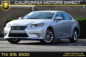2013 Lexus ES 350 4dr Sdn Carfax 1-Owner - No AccidentsDamage Reported Audio  Auxiliary Audio I