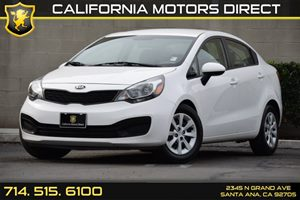 2013 Kia Rio LX Carfax Report Audio  Auxiliary Audio Input Convenience  Intermittent Wipers C