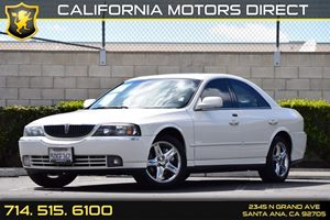 2003 Lincoln LS Base Carfax 1-Owner - No AccidentsDamage Reported Color-Keyed Door Handles Conv