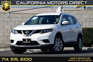 2014 Nissan Rogue S Carfax 1-Owner - No AccidentsDamage Reported Air Conditioning  AC Audio