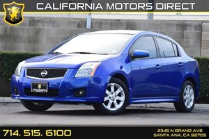 2012 Nissan Sentra 20 SR Carfax 1-Owner - No AccidentsDamage Reported Audio  Auxiliary Audio I