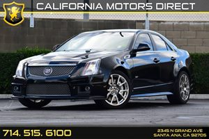 2009 Cadillac CTS-V  Carfax Report Audio  Auxiliary Audio Input Convenience  Cruise Control D