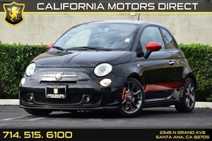 2013 FIAT 500 Abarth Carfax Report - No AccidentsDamage Reported Air Conditioning  AC Audio