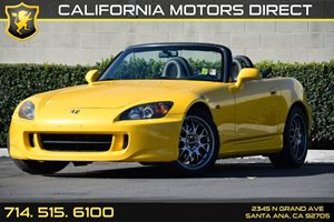 2005 Honda S2000  Carfax Report - No AccidentsDamage Reported  Rio Yellow Pearl See our entir