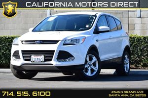 2015 Ford Escape SE Carfax 1-Owner - No AccidentsDamage Reported Audio  Auxiliary Audio Input