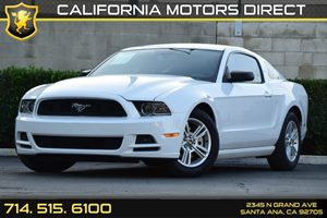 2014 Ford Mustang V6 Carfax 1-Owner - No AccidentsDamage Reported Audio  Auxiliary Audio Input