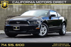 2014 Ford Mustang V6 Carfax 1-Owner - No AccidentsDamage Reported Air Conditioning  AC Audio