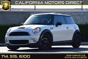 2009 MINI Cooper Hardtop S Carfax Report 5050 Split-Folding Rear Bench Seat Audio  Auxiliary A