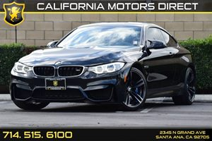 2015 BMW M4  Carfax 1-Owner - No AccidentsDamage Reported Executive Package Convenience  Keyle