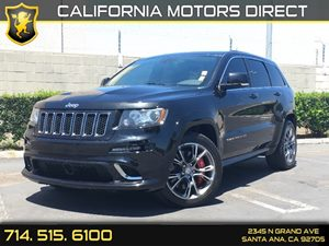 2012 Jeep Grand Cherokee SRT8 Carfax Report - No AccidentsDamage Reported Audio  Auxiliary Audi