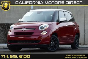 2014 FIAT 500L Easy Carfax Report - No AccidentsDamage Reported 2 Seatback Storage Pockets 4 Cy