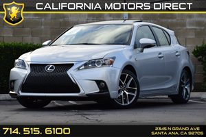 2015 Lexus CT 200h Hybrid Carfax 1-Owner - No AccidentsDamage Reported Audio  Auxiliary Audio I