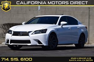 2015 Lexus GS 350  Carfax 1-Owner - No AccidentsDamage Reported 2 Seatback Storage Pockets Audi