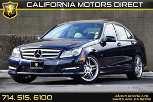 2012 MERCEDES C-Class C250 Luxury Carfax 1-Owner - No AccidentsDamage Reported Audio  Auxiliary