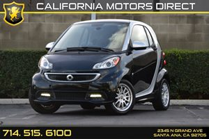 2013 Smart fortwo electric drive  Carfax 1-Owner - No AccidentsDamage Reported Air Conditioning