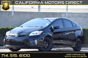 2013 Toyota Prius One Carfax 1-Owner - No AccidentsDamage Reported 4 Cylinders 6040 Split Rear