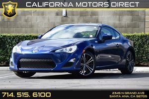 2015 Scion FR-S  Carfax 1-Owner - No AccidentsDamage Reported Air Conditioning  AC Audio  Au