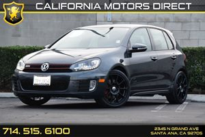 2012 Volkswagen GTI wSunroof  Navi Carfax Report - No AccidentsDamage Reported Audio  Auxilia