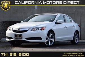 2014 Acura ILX  Carfax 1-Owner - No AccidentsDamage Reported Audio  Auxiliary Audio Input Clea