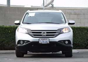 2014 Honda CR-V EX-L Carfax 1-Owner - No AccidentsDamage Reported Audio  Auxiliary Audio Input